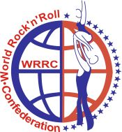 World Rock and Roll Federation logo