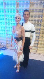 Miko Sirolinna ja Laura Lackman