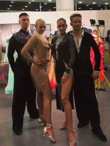 Parit Markus Ranta – Alisa Heino ja Dmitri Borovski – Alisa Alexandrova
