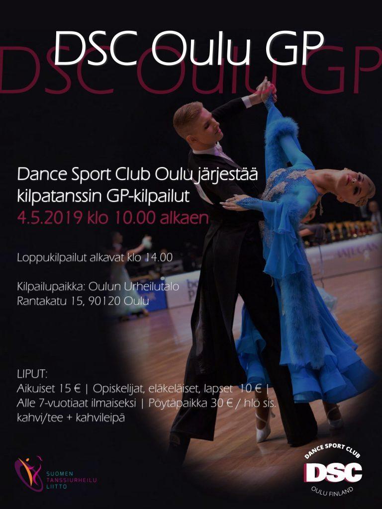 Mainos DSC Oulu GP
