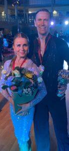 Petri ja Ulla Järvinen 11.9.2021 Platja d'Aro